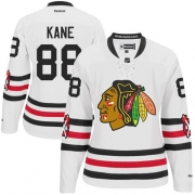 Patrick Kane Chicago Blackhawks Reebok Women's Premier 2015 Winter Classic Jersey - White