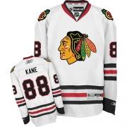 Patrick Kane Chicago Blackhawks Reebok Youth Authentic Away Jersey - White