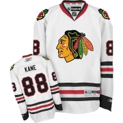 Patrick Kane Chicago Blackhawks Reebok Youth Premier Away Jersey - White