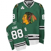 Patrick Kane Chicago Blackhawks Reebok Youth Authentic Jersey - Green
