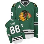 Patrick Kane Chicago Blackhawks Reebok Youth Premier Jersey - Green