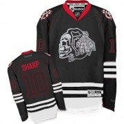 Patrick Sharp Chicago Blackhawks Reebok Men's Authentic New Jersey - Black Ice