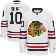 Patrick Sharp Chicago Blackhawks Reebok Women's Premier 2015 Winter Classic Jersey - White