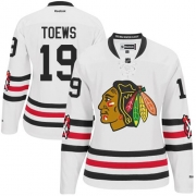 Jonathan Toews Chicago Blackhawks Reebok Women's Premier 2015 Winter Classic Jersey - White