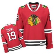 Jonathan Toews Chicago Blackhawks Reebok Women's Premier Home Jersey - Red