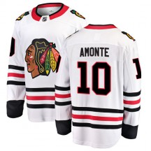 Tony Amonte Chicago Blackhawks Fanatics Branded Men's Breakaway Away Jersey - White