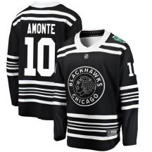 Tony Amonte Chicago Blackhawks Fanatics Branded Men's 2019 Winter Classic Breakaway Jersey - Black