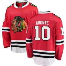 Tony Amonte Chicago Blackhawks Fanatics Branded Youth Breakaway Home Jersey - Red
