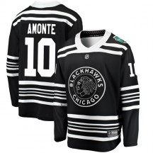 Tony Amonte Chicago Blackhawks Fanatics Branded Youth 2019 Winter Classic Breakaway Jersey - Black