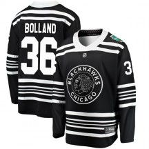 Dave Bolland Chicago Blackhawks Fanatics Branded Youth 2019 Winter Classic Breakaway Jersey - Black