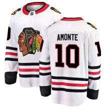 Tony Amonte Chicago Blackhawks Fanatics Branded Youth Breakaway Away Jersey - White