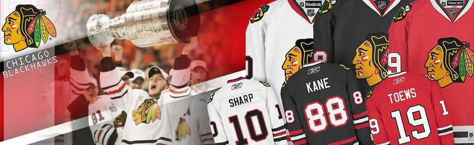 Chicago Blackhawks Jerseys - Official Blackhawks Shop